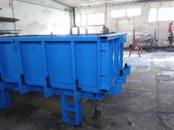 Formy pro betonové prefabrikáty pro naše německé zákazníky.